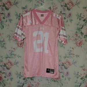 Adidas Pink Iowa Jersey